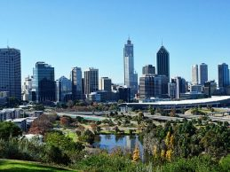 Perth, Australia in February 2017- 840 Euro (16-28 Feb) #blueair #emirates #wizzair #perth #australia