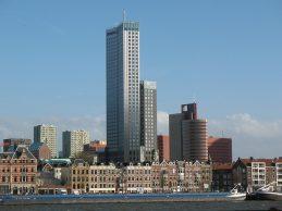 Rotterdam, Netherlands in February 2017- 112 Euro (12-22 Feb) #ryanair #transavia #wizzair #rotterdam #netherlands