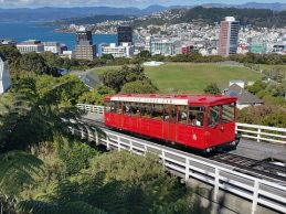 Wellington, New Zealand in March 2017- 984 Euro (6-15 Mar) #tarom #emirates #wellington #new zealand